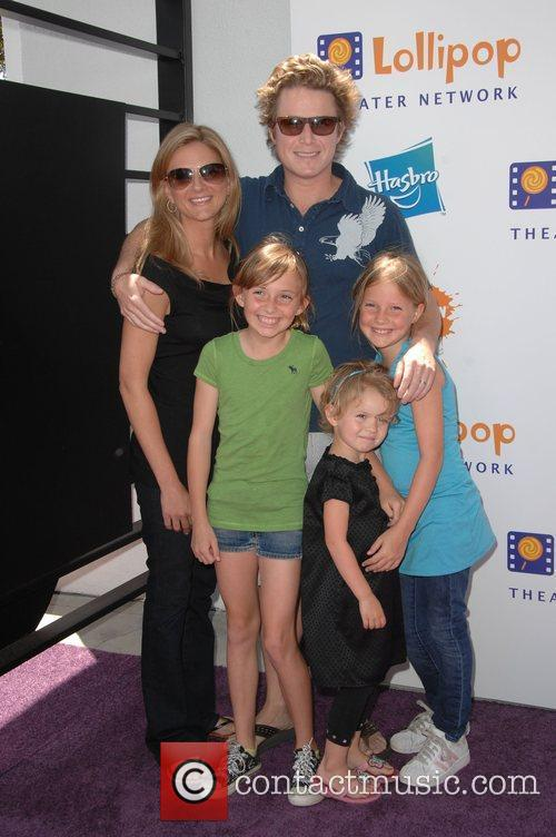 Billy Bush and Family 4