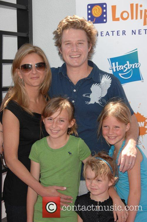 Billy Bush and Family 3
