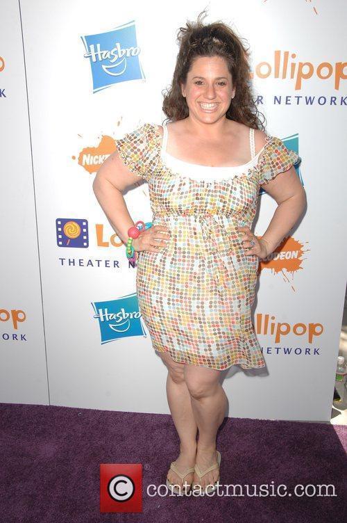 Marissa Jaret Winokur Lollipop Theater Network Inaugural Game...