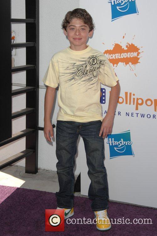 Ryan Ochoa Lollipop Theater Network Inaugural Game Day...