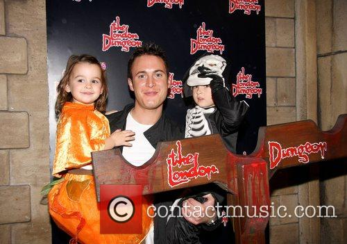 Gary Lucy and India Lucy London Dungeon Fear-Fest...