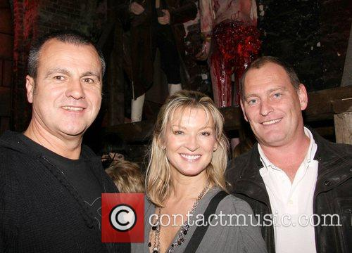 Gillian Taylforth, Geoff Knights and Guest London Dungeon...