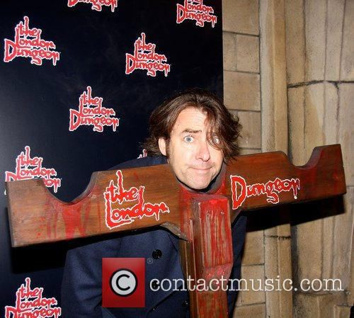 Jonathan Ross London Dungeon Fear-Fest launch party London,...