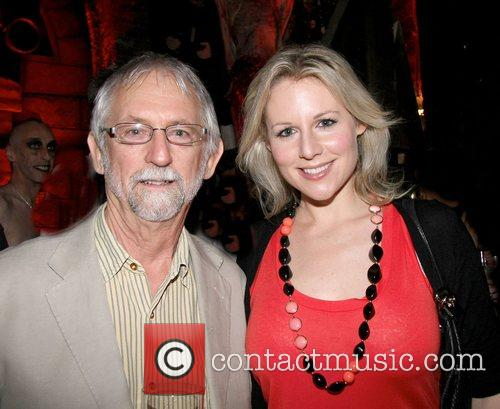 Peter Titmuss and Abi Titmuss London Dungeon Fear-Fest...