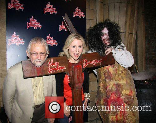 London Dungeon Fear-Fest launch party