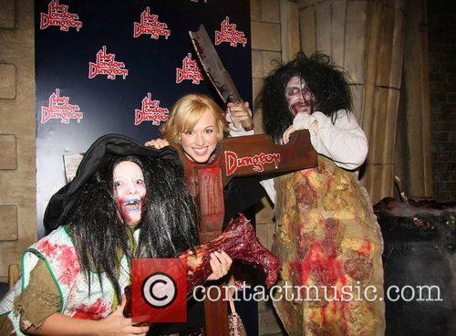 London Dungeon Fear-Fest launch party