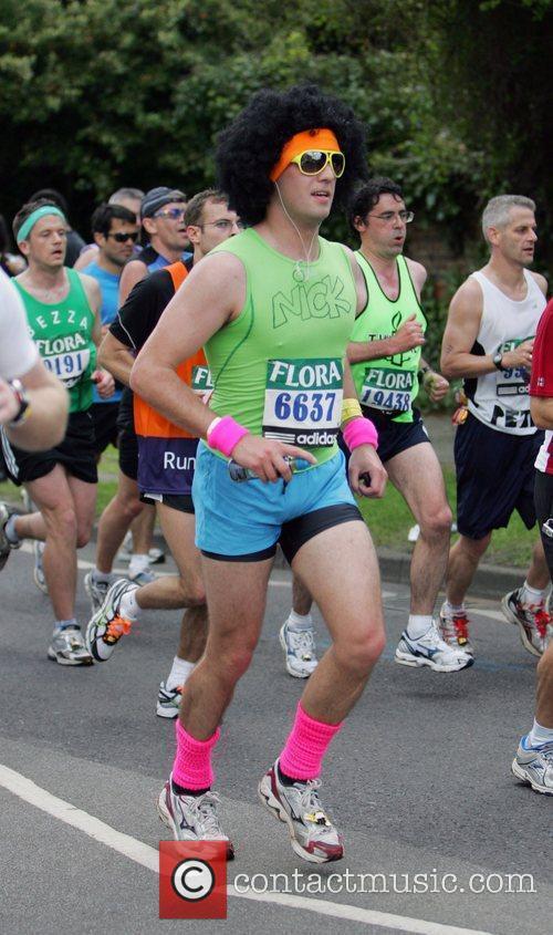 29th Flora London Marathon