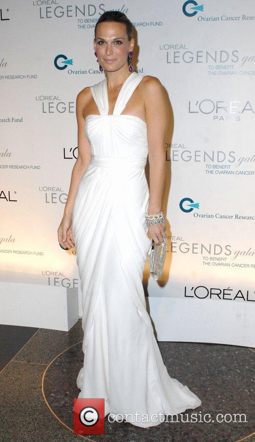 Molly Sims L'Oreal Legends Gala to Benefit The...