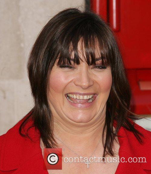 Lorraine Kelly  People's Post Office awards held...