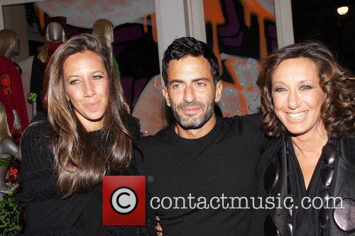 Gabby Karan and Marc Jacobs 6
