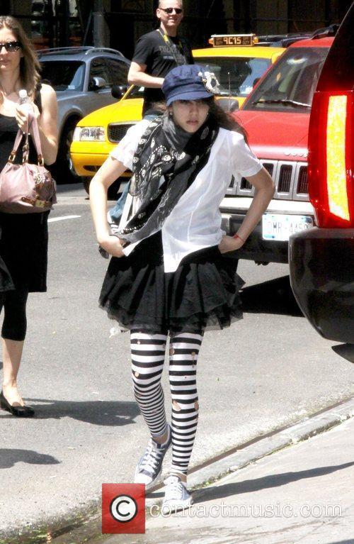 Madonna's Daughter and Madonna 9