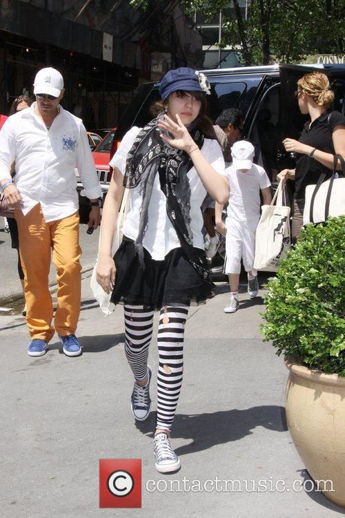Madonna's Daughter and Madonna 8