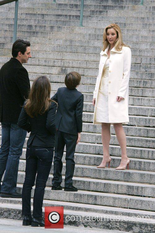 Scott Cohen, Natalie Portman, Charlie Tahan, Lisa Kudrow...