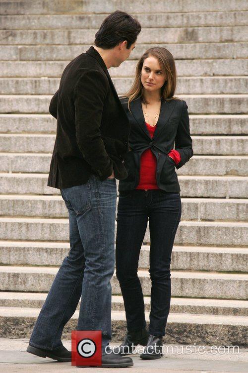 Scott Cohen and Natalie Portman 6