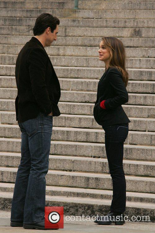 Scott Cohen and Natalie Portman 4