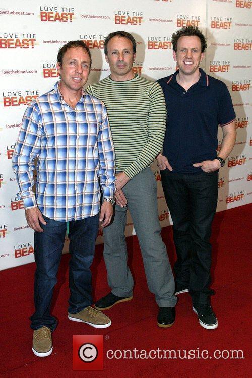 Matt Hill, Peter Hill and Stephen Hill