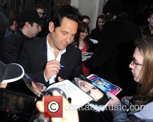 Screening of 'I Love You Man' held at...