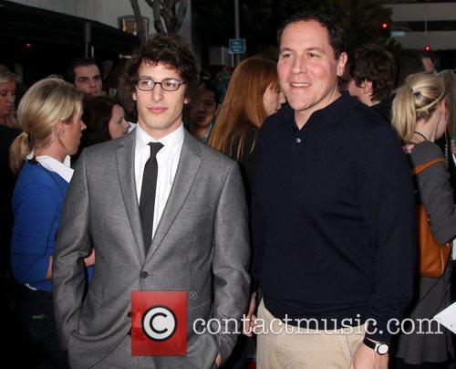 Andy Samberg and Jon Favreau 2