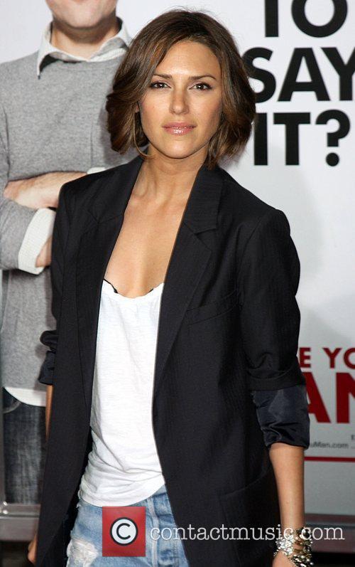 Elizabeth Hendrickson  attends the Los Angeles Premiere...