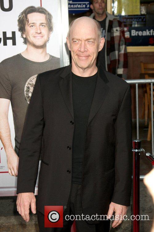 J.K. Simmons  attends the Los Angeles Premiere...