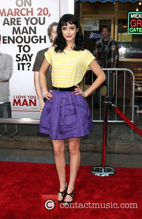 Krysten Ritter attends the Los Angeles Premiere of...