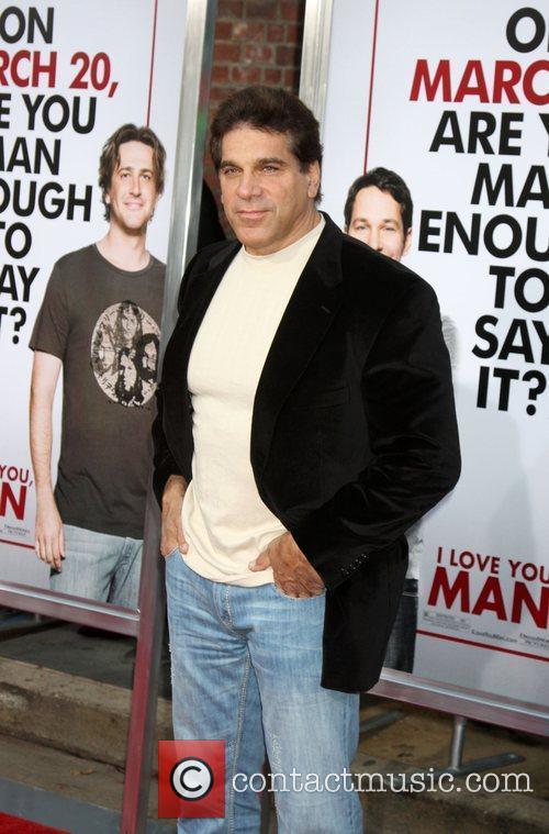 Lou Ferrigno  attends the Los Angeles Premiere...