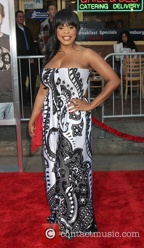 Niecy Nash  attends the Los Angeles Premiere...
