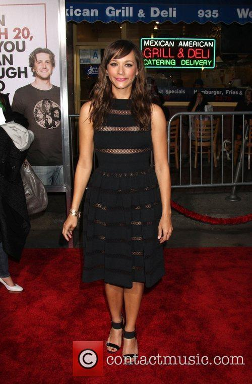 Rashida Jones  attends the Los Angeles Premiere...