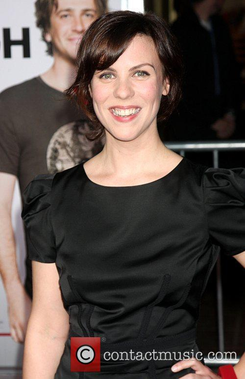 Sarah Burns  attends the Los Angeles Premiere...