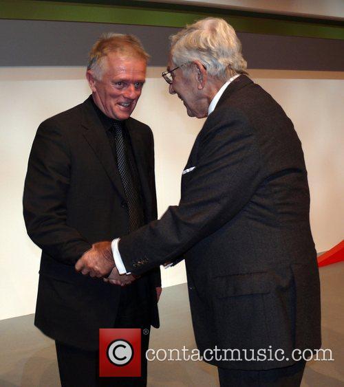 Fritz Kuhn, Ken Adam Lucky Strike Designer Award...