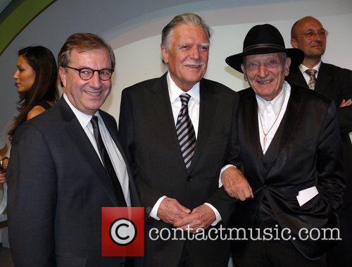 Jan Hofer, Michael Ballhaus, Kurt Weidemann Lucky Strike...