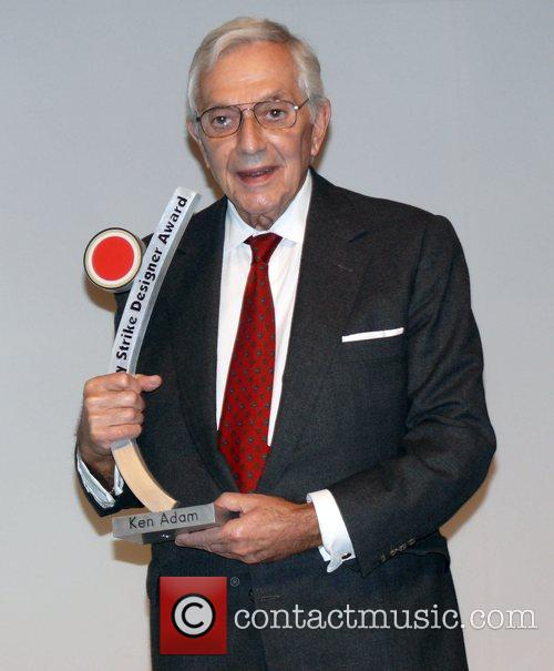 Ken Adam Lucky Strike Designer Award 2008 at...