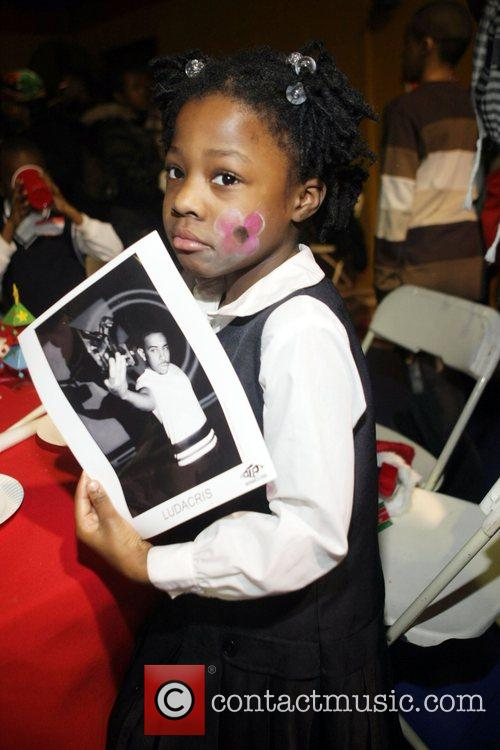 Guest  The Ludacris Foundation's Holiday Party co-sponsored...