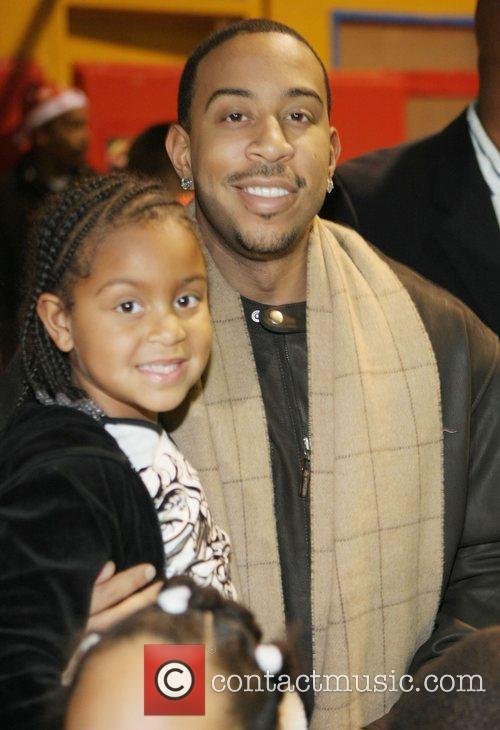 Ludacris aka Chris Bridges  The Ludacris Foundation's...