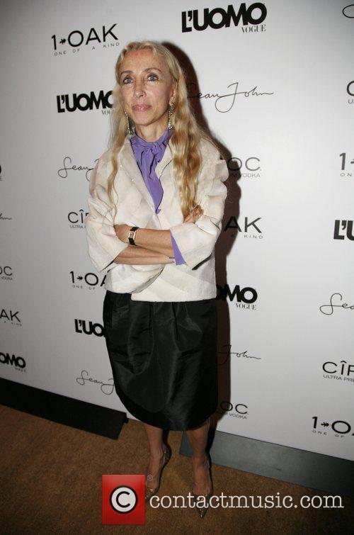 Franca Sozzani 'L'Uomo Vogue' celebrates Sean 'Diddy' Combs'...