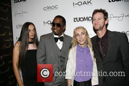 Sean 'Diddy' Combs', Franca Sozzani and Mark Seliger...