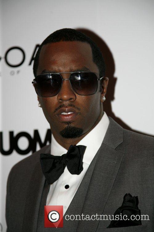 Sean 'Diddy' Combs'  'L'Uomo Vogue' celebrates Sean...