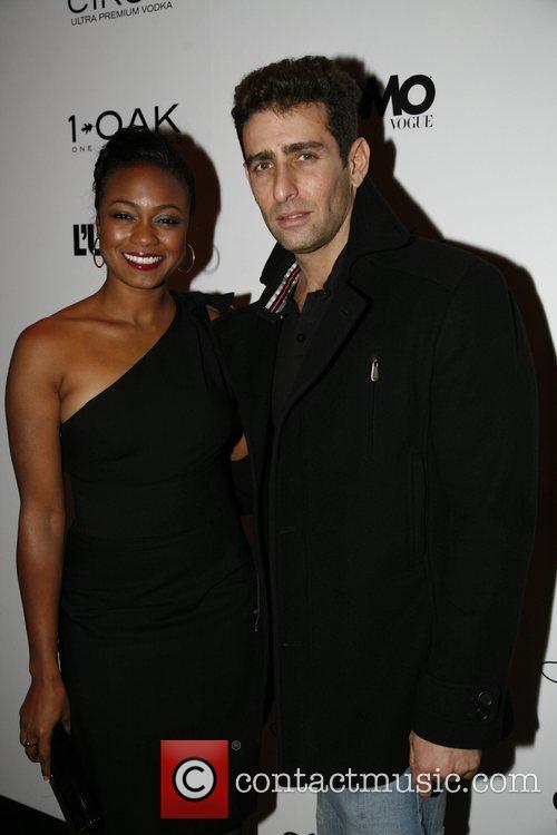 Tatyana Ali and Jeffrey Jah 'L'Uomo Vogue' celebrates...