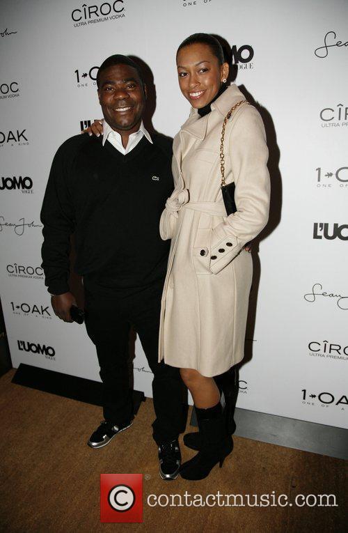 Tracy Morgan and Sabina Morgan 'L'Uomo Vogue' celebrates...
