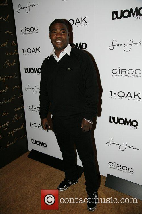 Tracy Morgan 'L'Uomo Vogue' celebrates Sean 'Diddy' Combs'...
