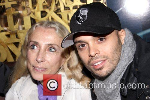 Franca Sozzani and Richie Akiva 'L'Uomo Vogue' celebrates...