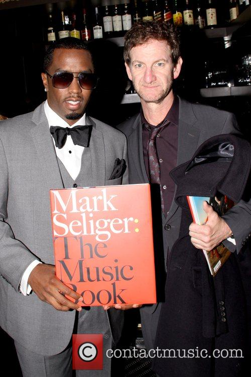 Sean 'Diddy' Combs and Mark Seliger 'L'Uomo Vogue'...