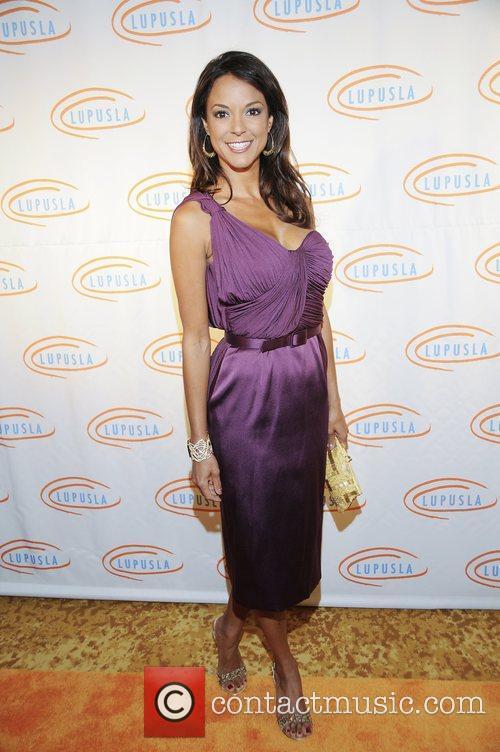 9th annual Lupus LA Orange Ball at the...