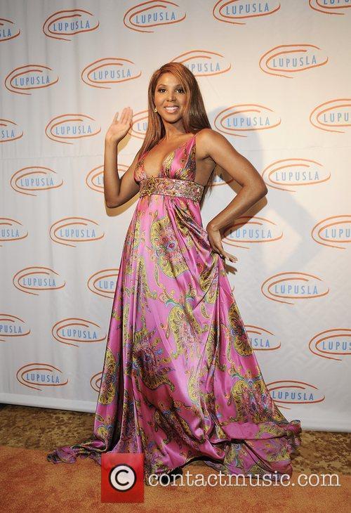 Toni Braxton 9th annual Lupus LA Orange Ball...