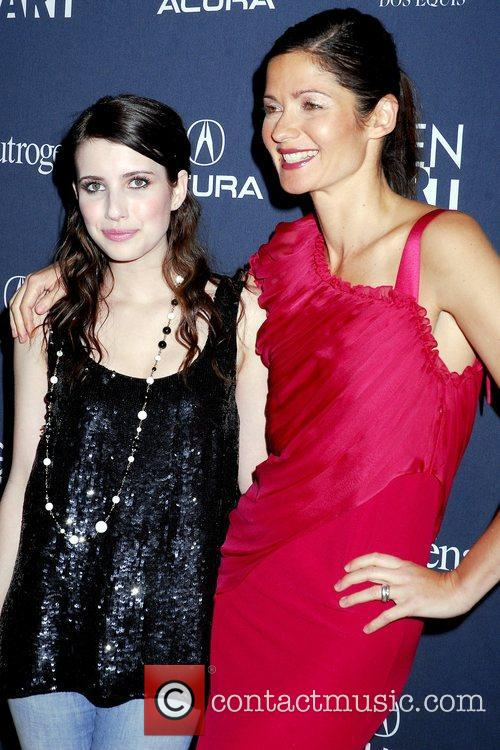 Emma Roberts and Jill Hennessy 3