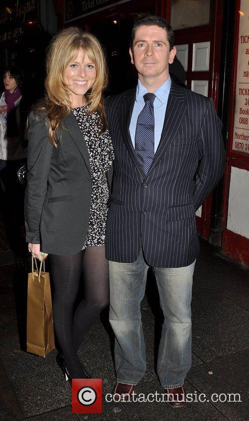 Amy Crieghan, Jody Trehy World premiere of 'Macbecks'...