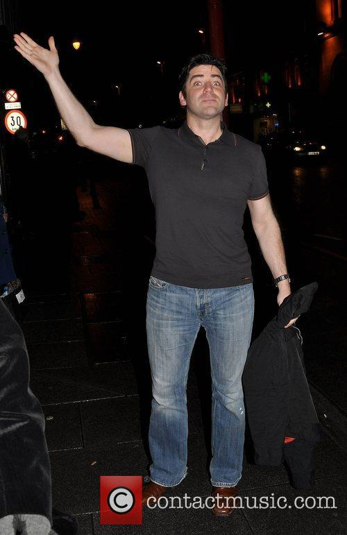 Brian Kennedy World premiere of 'Macbecks' at the...