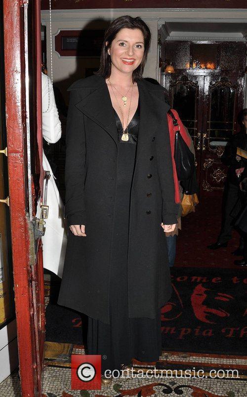 Collette Fitzpatrick World premiere of 'Macbecks' at the...