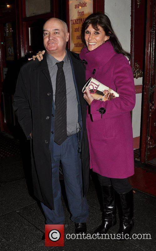 Gerry Lundberg, Linda Martin World premiere of 'Macbecks'...