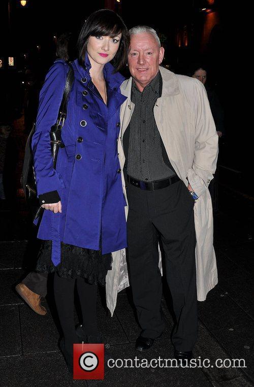 Jennifer Maguire, Don Baker World premiere of 'Macbecks'...